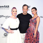 Kelly osbourne kenneth cole victoria justice